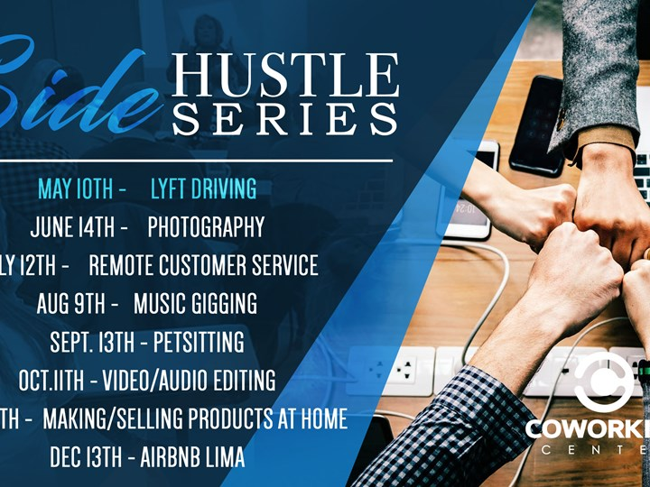 Side Hustle Series: Music & Video Editing